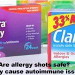 The dangers of allergies shots
