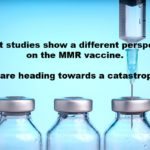 The MMR vaccine is creating a new strain of mutant measles virus