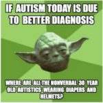 Autism is not a blessing!