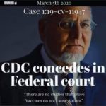 The CDC has lied for decades. The truth is: vaccines DO cause autism!